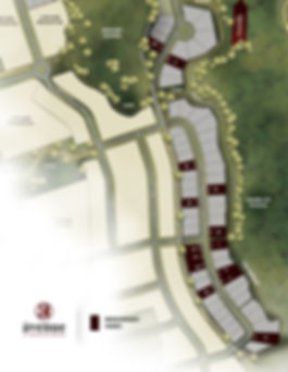 Avenue Site plan Phase 2_Bridlewood Home