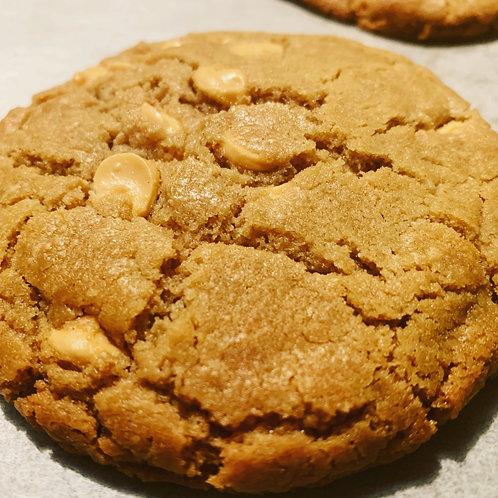 PeanutButter Butterscotch Cookies
