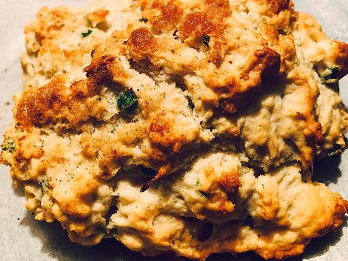 Savoury Garden Biscuit