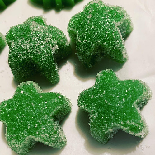 Sour Lime THC Jellies