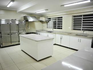 Cozinha Indústrial