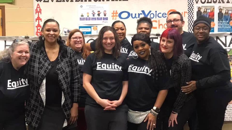 Equity T-Shirt #iknowyouseeme