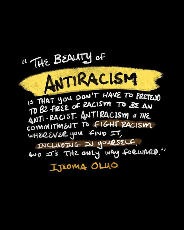 The Beauty of AntiRacism