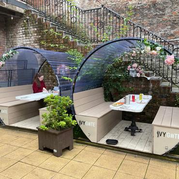 Outdoor Seating Idea