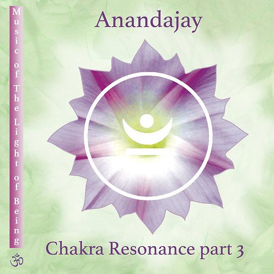 Chakra Resonance part 3