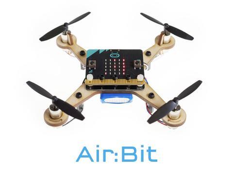 Air:bit micro:bit drone Class Kit (6 units)