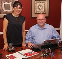 Isabel & Peter_Gearbox Labs.JPG
