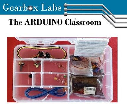 The ARDUINO® Classroom: STEAM Edition Starter Kit