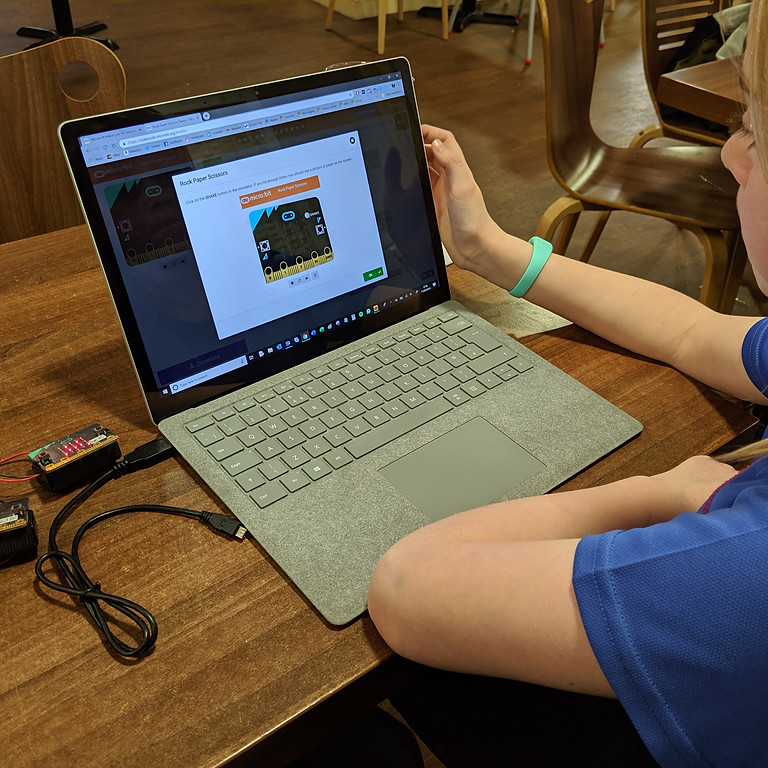 Making with Microbits