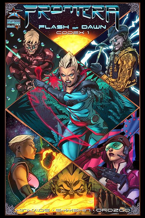 Frontera: Flash of Dawn #1 (Action)