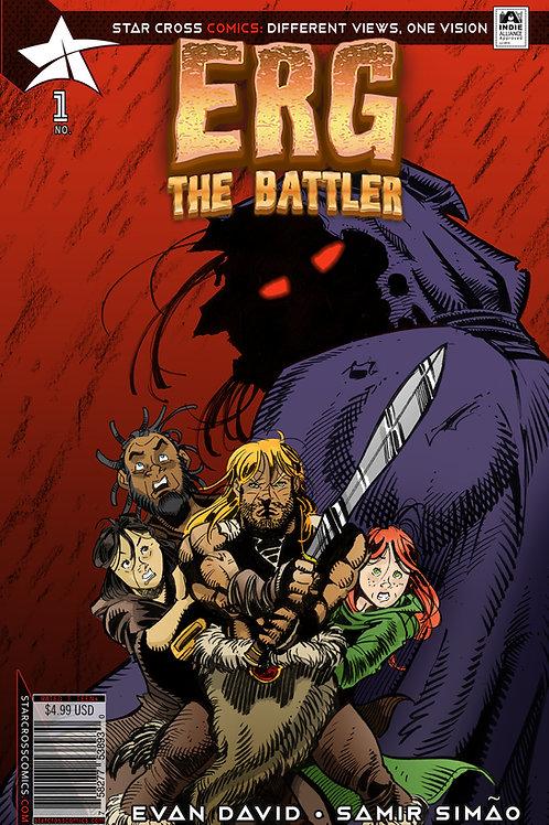 Erg: The Battler #1 (Fantasy)