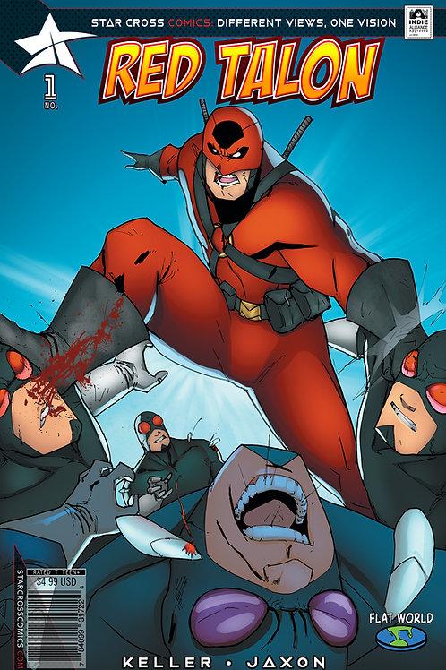 Red Talon #1 (Action)