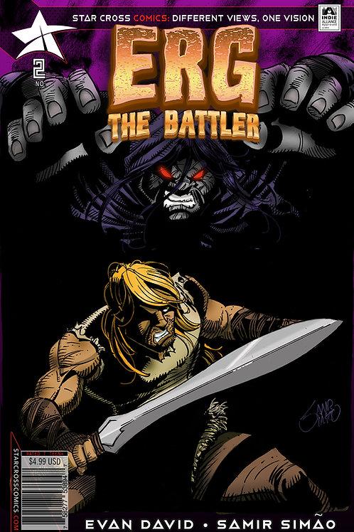 Erg: The Battler #2 (Fantasy)