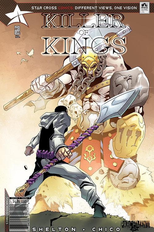 Killer of Kings #2  (Fantasy)