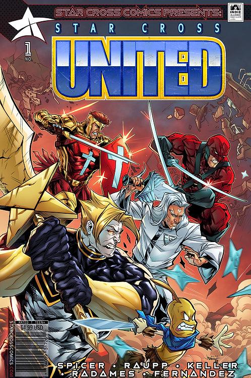 Star Cross Comics Presents #1
