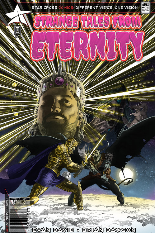 Strange Tales From Eternity #0 (Faith)