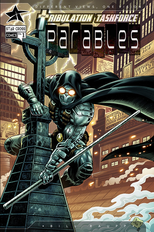Tribulation Taskforce: Parables #1 (Action)