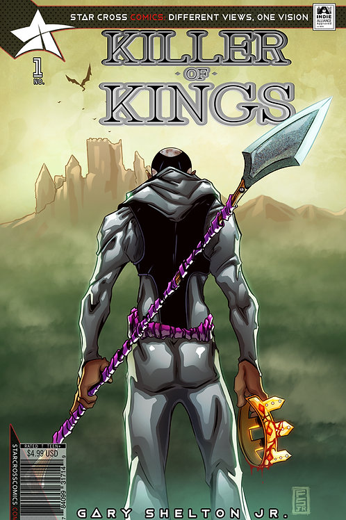 Killer of Kings #1  (Fantasy)