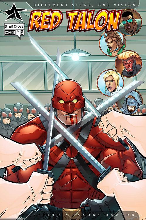 Red Talon #2