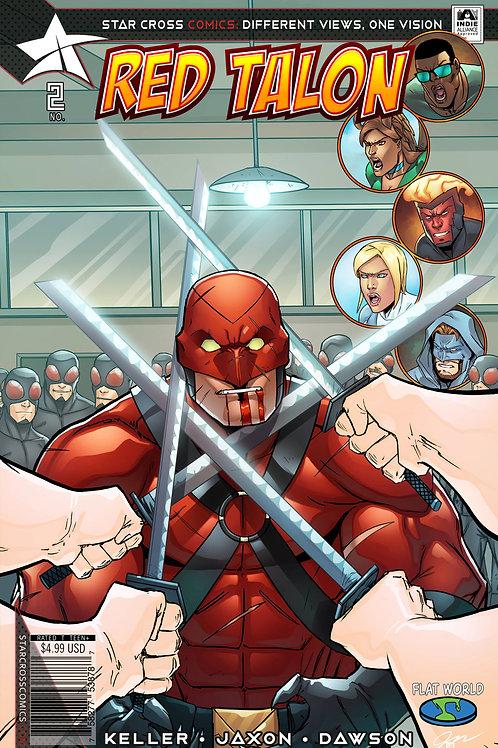Red Talon #2 (Action)