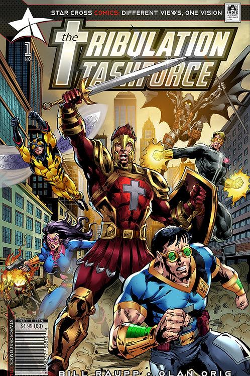 Tribulation Taskforce #1