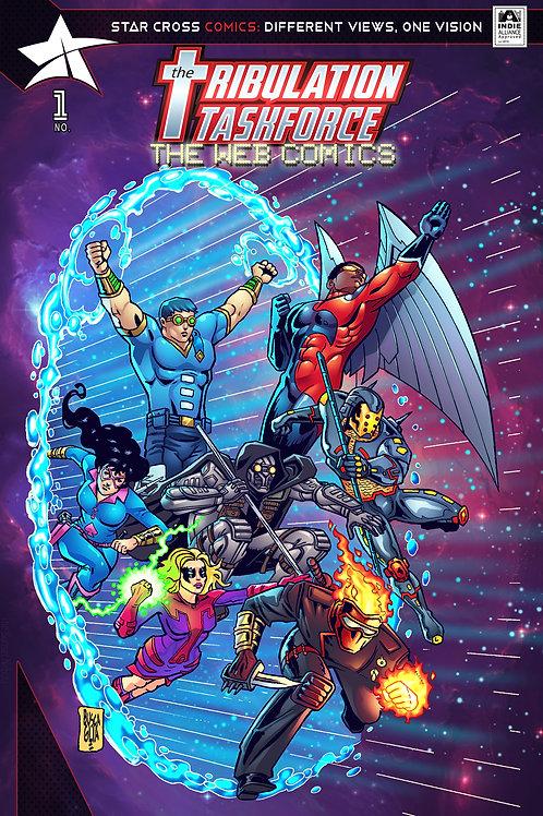 Tribulation Taskforce: The Web Comics