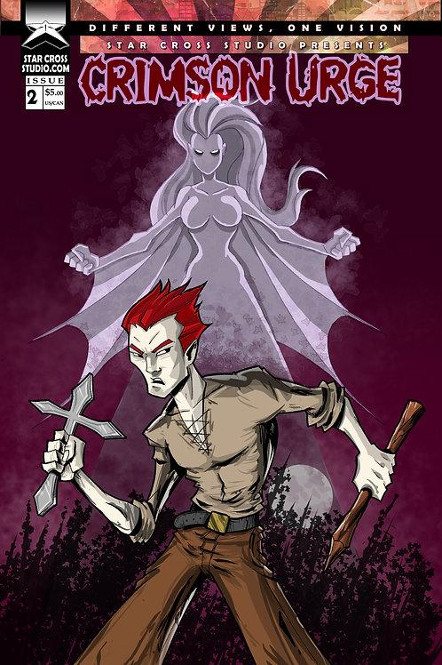 Crimson Urge #2 (Fantasy)