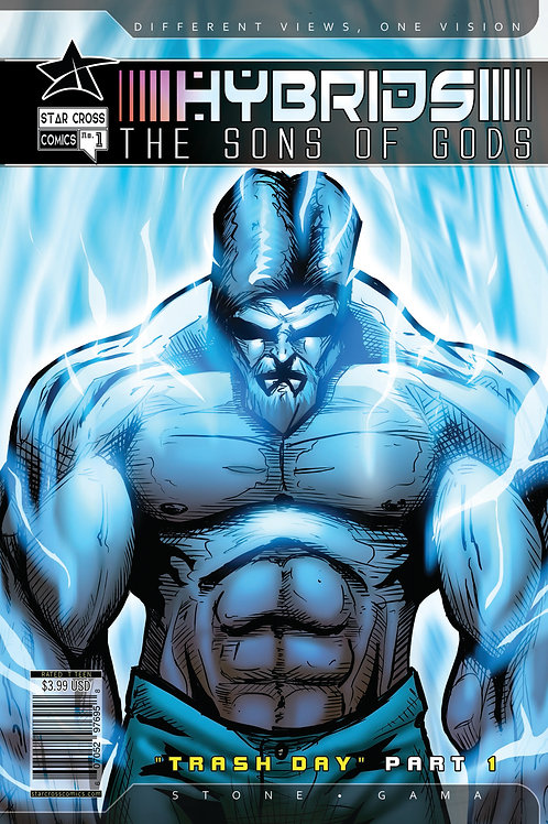 Hybrids: The Sons of Gods #1 (Action)