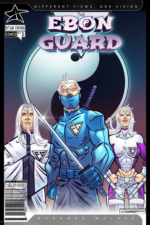 Ebon Guard #1 (Action)