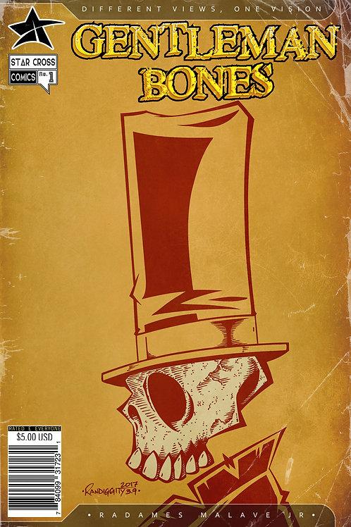 Gentleman Bones #1 (Fantasy/Horror)