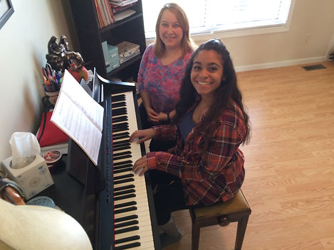 Piano Teacher Ottawa IL