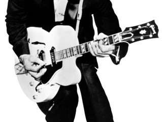 Guitarist of the Month - Chuck Berry