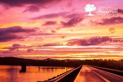 Sunset @ Lake Nottely