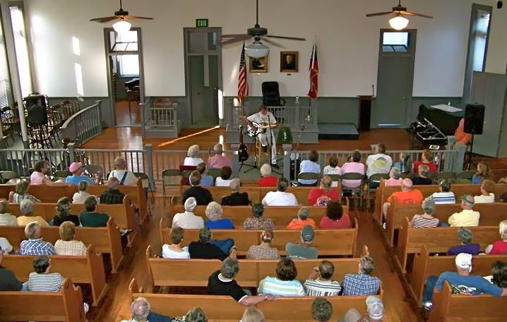 Concerts @ the Courthouse