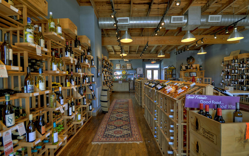 The Wine Shoppe