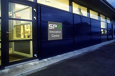 spx flow innovation center silkeborg den