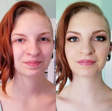 beauty befor and after