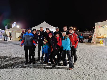 Ciaspolata / Schneeschuhwanderung Monte Bondone