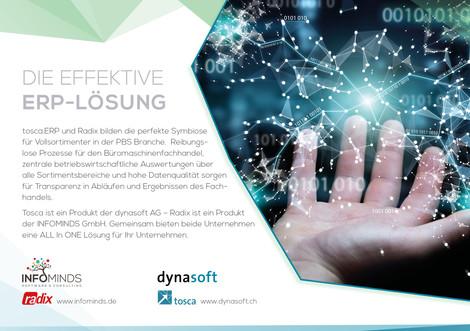 Dynasoft und Infominds