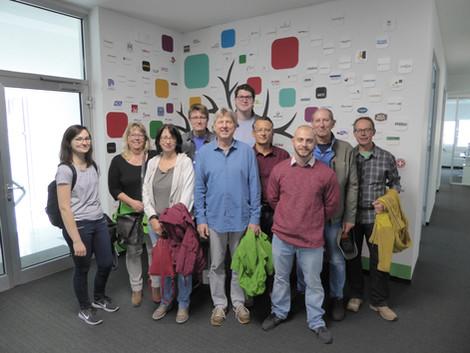 Bock Büroorganisation GmbH zu Besuch bei INFOMINDS