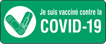 covid vaccené logo