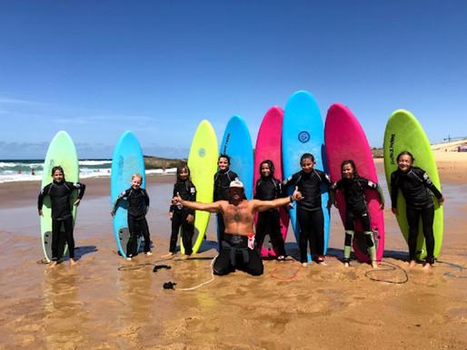Vacances de Pâques 2019  Cours de Surf Capbreton