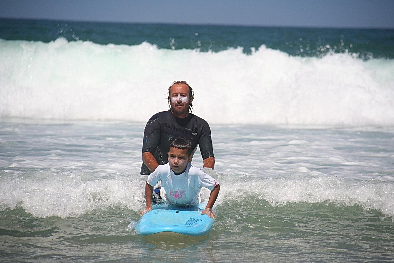 cours de surf capbreton Supdivision Landes