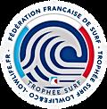 trophées surf logo