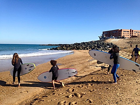 Capbreton Surf SCHOOL