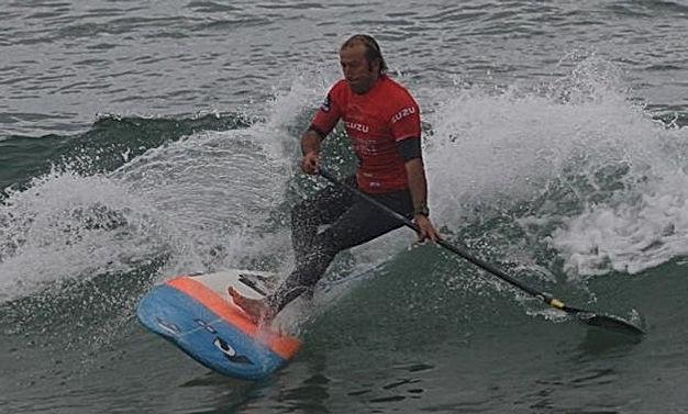 sup-surf puissant