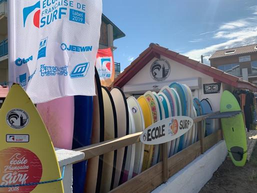 Lundi de Pentecôte Capbreton  Surf