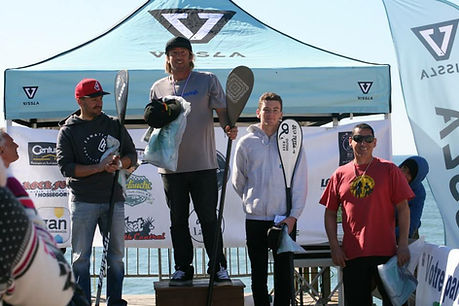 stand up paddle champion