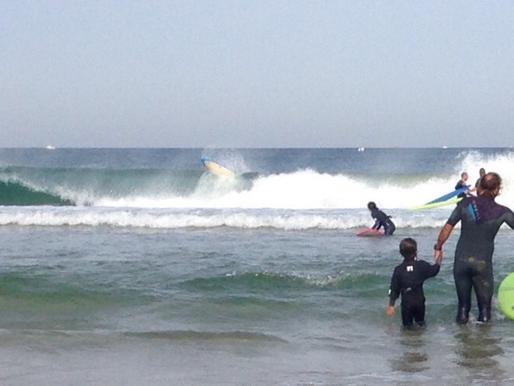Sécurité Cours de Surf Capbreton