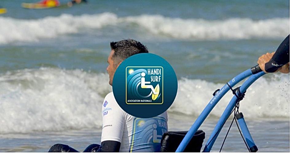 Handi Surf handicapé surf